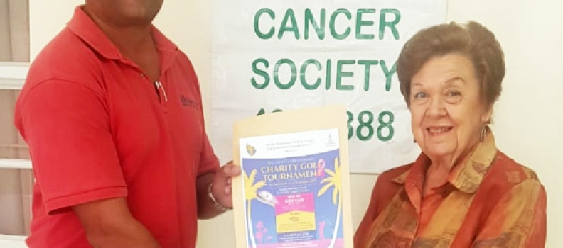 Rugby Charity Golf Tournament raises over $10 000 for Cancer Society