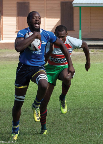Rugby 7s set to take on the USA